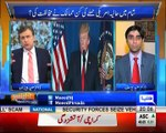 Tonight with Moeed Pirzada: America Syria Situation Dr. Moeed Yusuf Perspective !