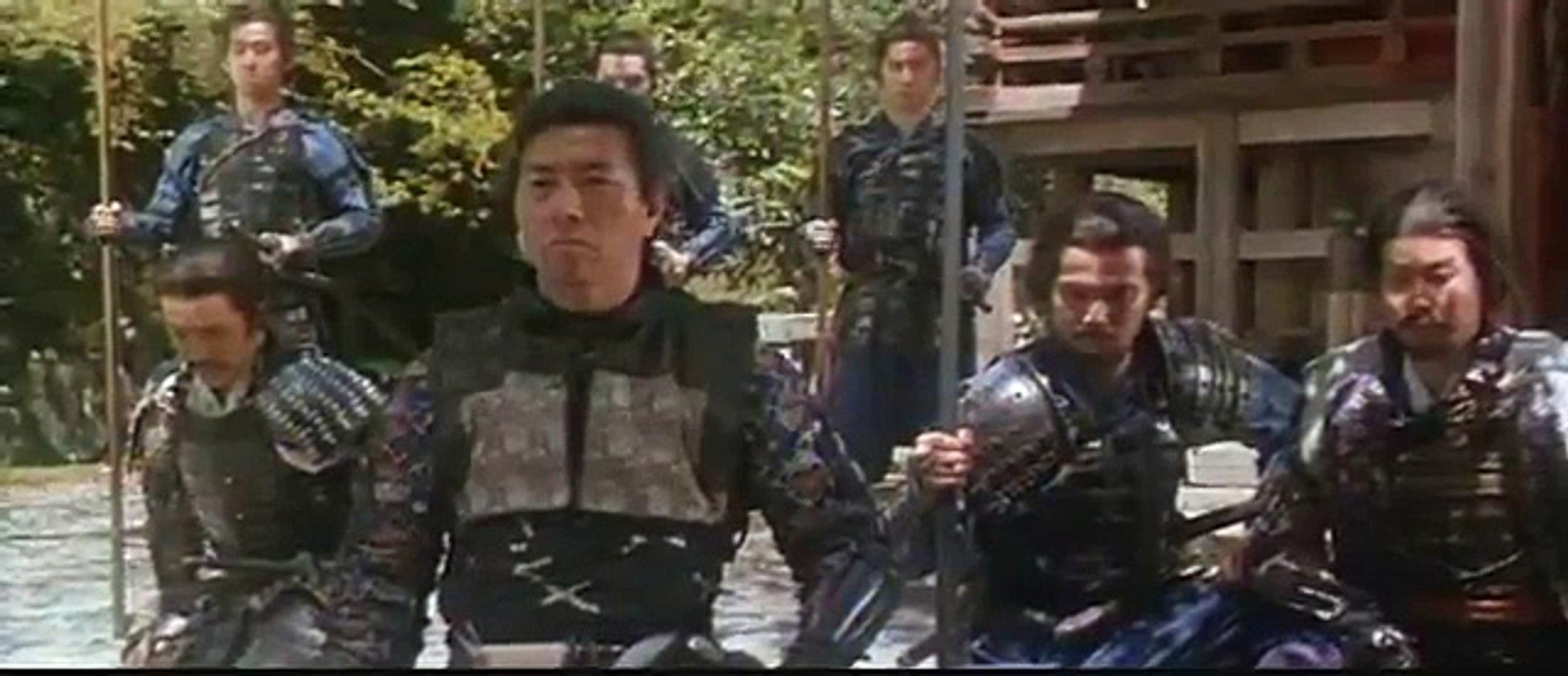 Journey of Honor, Kabuto, 名誉の旅, 1991 part 1/2