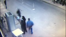 CCTV footage shows moment of Alexandria church explosion