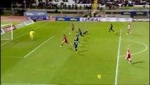 Το γκολ του Cardozo - Λεβαδειακός - Ολυμπιακός 1-1  09.04.2017 (HD)