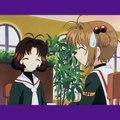 27. Sakura Card Captor capitulo 38 La divertida recoleccion de fresas de Sakura