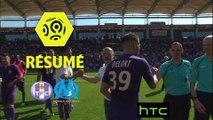 Toulouse FC - Olympique de Marseille (0-0)  - Résumé - (TFC-OM) / 2016-17