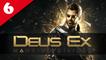Deus Ex : Mankind Divided #06 - Difficile   Let's Play en direct FR