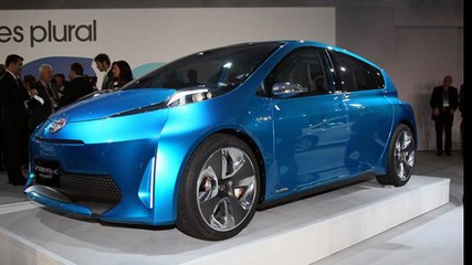 Detroit show: Toyota C Concept
