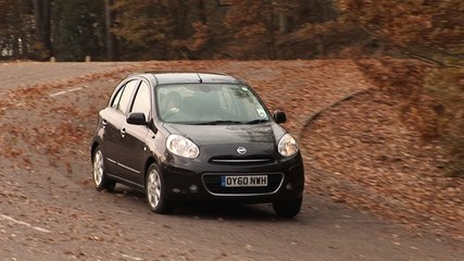 Nissan Micra video review 90-sec verdict