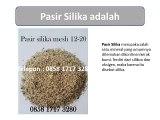 jual pasir silika di jakarta berkualitas murah
