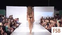 Fashion Sws Swim Week Spring 2016.Sexy girls show.