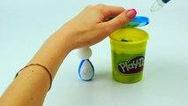 Pororo Play Doh Animated STOP MOTION video claymation plastilina playdo-v
