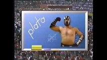 Plata/Oro vs Simbolo/Halcon Negro (CMLL April 26th, 1991)