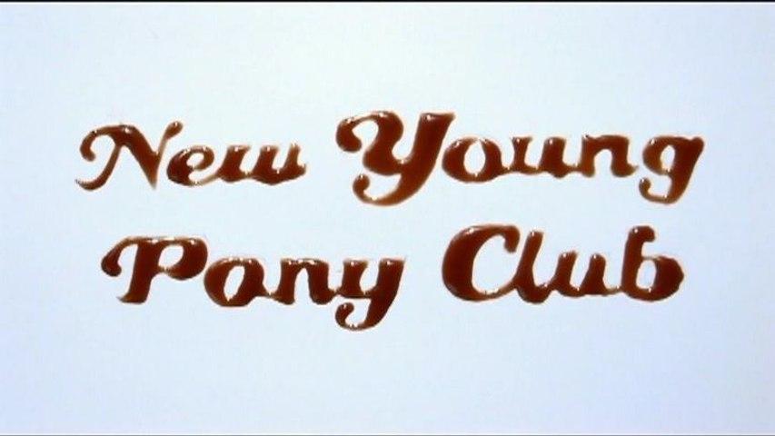 New Young Pony Club - Ice Cream
