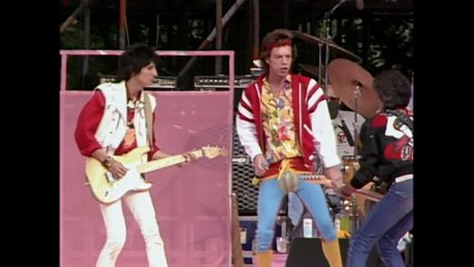 The Rolling Stones - Live At Roundhay Park, Leeds / 1982