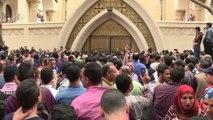 Egypte: attentat meurtrier dans une église à Tanta