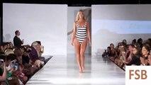 Fashion Swimwear. Los Angeles asdasSwim Week Spring 2016.Sexy girls show.