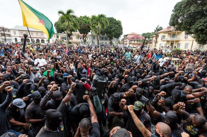 La Guyane se prépare à un nouveau blocage total