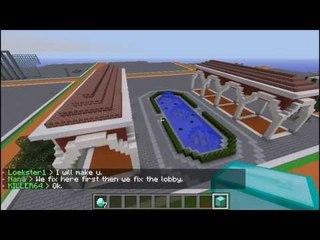 Main Bareng Yuk! | Minecraft server PikaCraft part 2