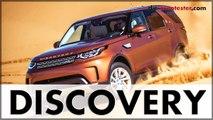 Land Rover Discovery 3.0 TDI V6 Test & Fahrbericht 2017 Utah   Deutsch