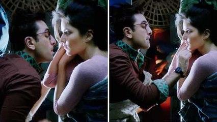 Katrina Kaif Ranbir Kapoor LEAKED KISS In Jagga Jasoos