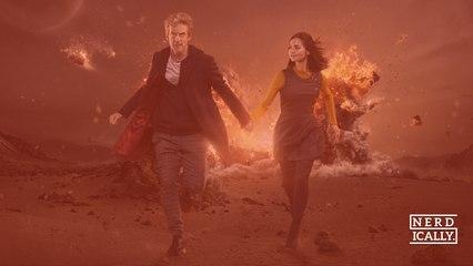 Has visto el tema que corre a través de Doctor Who temporada 9, ¿verdad?