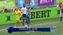 Les Fidji s'imposent au Hong Kong 7s