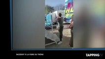 Foire du Trône : une femme frôle la mort sur une attraction, la vidéo choc