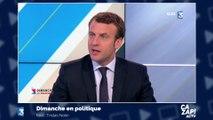 """Quand Emmanuel Macron surnomme François Fillon """"François Balkany"""""""