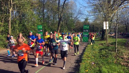 Aftermovie 41ème marathon de Paris