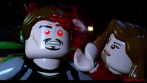 Lego Marvels Avengers All Avengers Die! Tony Starks Nightmare Scene 'Avengers Age of Ultron'