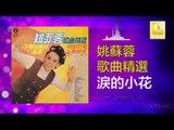 姚苏蓉 Yao Su Rong - 淚的小花 Lei De Xiao Hua (Original Music Audio)