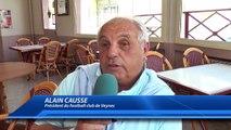 D!CI TV : Alain Causse, président de l'US Veynes, ravi de la montée de ses joueurs en DHR