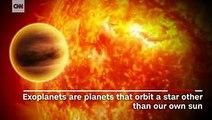 İlk Defa Etrafında Dünya Benzeri Atmosfer Olan Bir Gezegen Keşfedildi