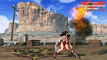 The King of Fighters XIV - Bande-annonce des nouveaux stages