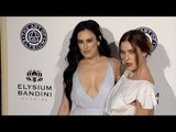 Rumer Willis and Scout LaRue Willis 2017 Heaven Gala