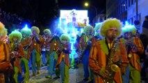 Carnaval de Cholet 2017   Défilé de nuit