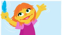"""Sesame Street"" Introduces Us To Autistic Character Julia"