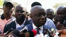 """Idrissa Seck """"Oui, j'ai reçu un appel de Me Abdoulaye Wade"""""""