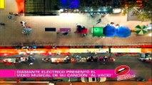 ¡Increíble! Diamante Eléctrico lanza el video musical de su nueva canción: 'Al Vacío'