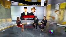 Entrevista Fernando Colunga y Eduardo Yañez Pelicula #Ladrones #Los Robin Hoods latinos  de Hollywood -