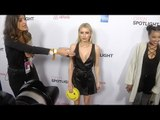 "Emma Roberts 3rd Annual ""Airbnb Open Spotlight"" Red Carpet"