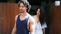 Tiger Shroff & Girlfriend Disha Patani SPOTTED On A Lunch Date