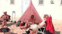 Soleil, plage, l'été en Avril - TV Quiberon 24/7