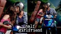 Shraddha Kapoor Arjun Kapoor STEAMY KISS In Half Girlfriend