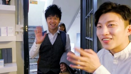 Ody's secret makeover (Feat. OdyLeung) RickyKAZAF