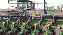 John Deere Tractors Pitstick Farms John Deere DB90 Planter John Deere Tractors