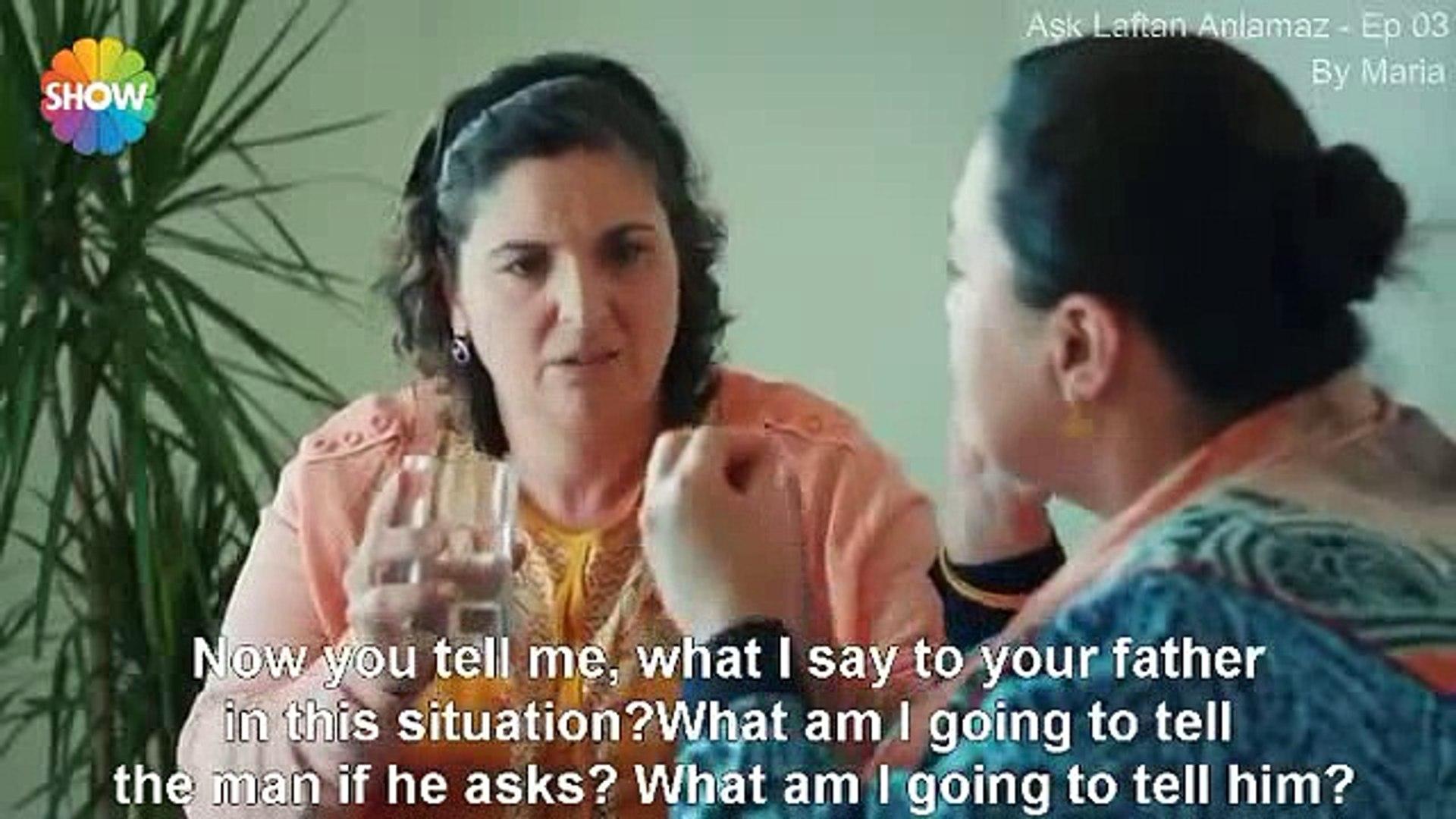 Ask Laftan Anlamaz (English) Episode 3 Part 1