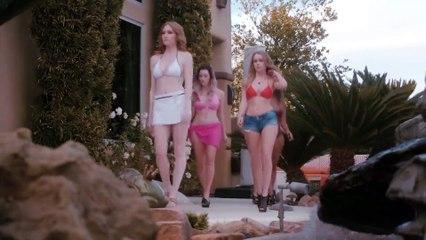 Pool Party Massacre (2017) Teaser Oficial - Slasher Movie