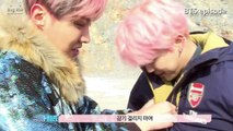 BTS Not Today MV Shooting Kim Taehyung (V) Rap Monster Jimin Jin Jungkook J-Hope Suga