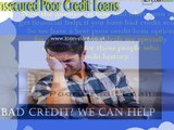 Direct Lenders Providing Unsecured Debt Consolidation Loans For Poor Credit