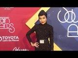 Yuna 2016 Soul Train Awards Red Carpet