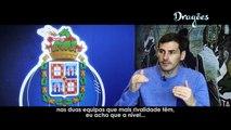 O que diz Casillas de Xavi, Maldini, Seedorf e Raúl