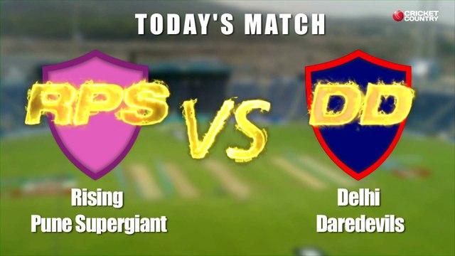 Rising Pune Supergiant SRH vs Delhi Daredevils DD, IPL 2017 Match 9 Video Preview